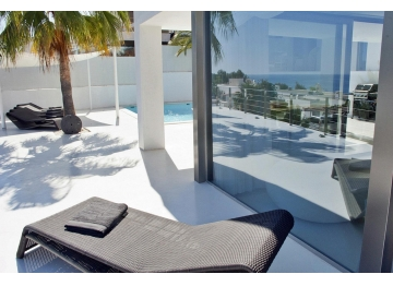 Villa The White Cliff ,Santa Eulalia